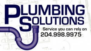 Plumber Winnipeg l Plumbing Solutions